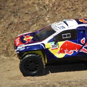 Peugeot 2008 DKR (2016) – Escala 1/43