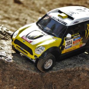 Mini All4 Racing (2014) – Escala 1/43