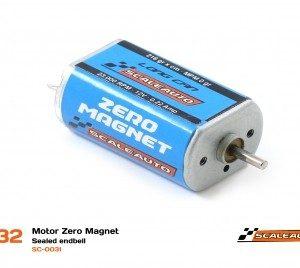 Motor, Scaleauto, Zero Magnet 23,000 rpm caixa grande