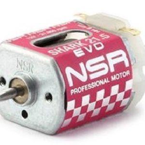 Motor, NSR, Shark Evo 21500 rpm caixa pequena