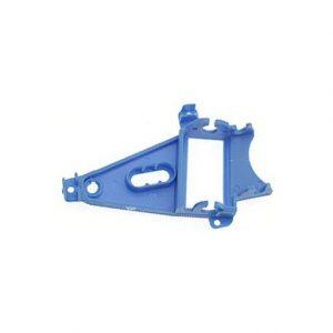 Suporte, NSR, motor AW triangular macio p/cremalheiras 16.8mm diâmetro