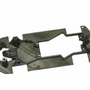 Chassis, Sloting+, 3D SCX Renault Sport RS01