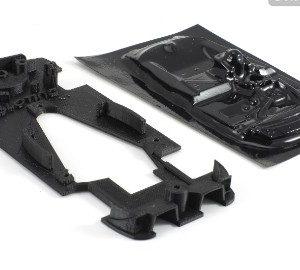 Chassis, Sloting+, 3D Audi DTM SCX