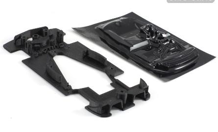 Chassis Sloting+ 3D Audi DTM SCX