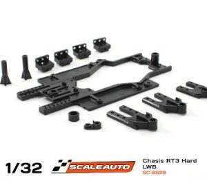 Chassis, Scaleauto, RT-3 LWB 81-86mm Rev.3