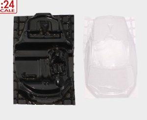Interior, Scaleauto, aligeirado Scaleauto SRT Viper GTS-R