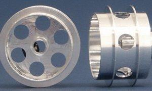 Jante Alumínio 3/32″ 16x10mm diâmetro Aligeirada Air System (X2)