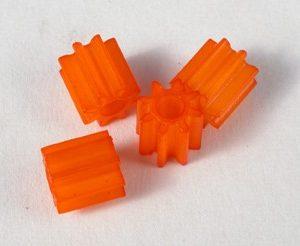 Pinhão, Sigma, em plástico 5mm diâmetro 8 dentes (4)