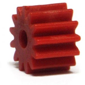 Pinhão plástico, NSR, Sidewinder 13z No Friction 6.75mm (x4)