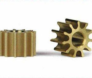 Pinhão Inline em latão 11z 5.5mm diâmetro