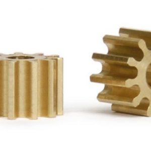 Pinhão, Slot.it, Inline em latão 11z 6.75mm diâmetro