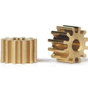 Pinhão, Slot.it, Inline em latão 12z 6.75mm diâmetro