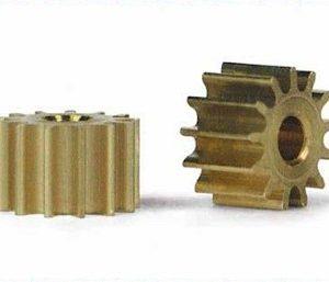 Pinhão, Slot.it, em latão 13z 6.5mm diâmetro