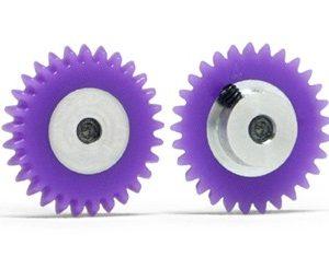 Cremalheira, Slot.it, Plástico AW 29 dentes 16mm diâmetro
