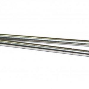 Eixo, Sloting+, em aço calibrado e temperado 50mm 3/32″