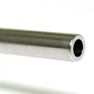 Eixo, Sloting+, oco em aço calibrado e temperado 50mm 3/32″