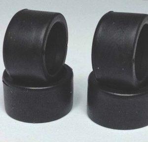 Pneus, SRC, dianteiros Slick Ultragrip 17.1×9.5mm