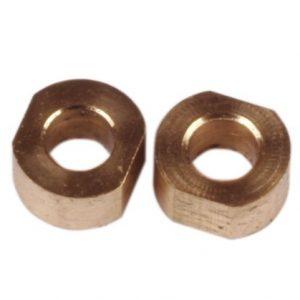 Chumaceiras de bronze