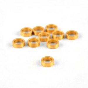 Espaçadores de eixo NSR 3/32″ 1.0mm
