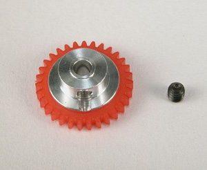 Cremalheira 31 D. M50 p/eixo 3mm. New Racing Transversal