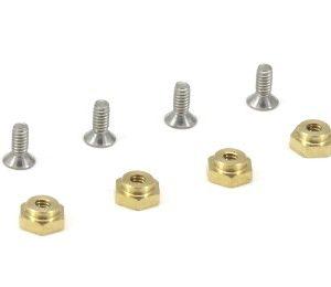 Separadores, BRM, H 1mm para Minicars 1/24