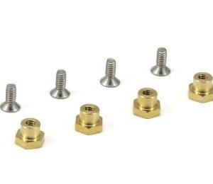 Separadores, BRM, H 2.5mm para Minicars 1/24