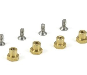 Separadores, BRM, H 3mm para Minicars 1/24