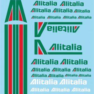 Decalque, Atalaya Decals, Alitalia 1/32