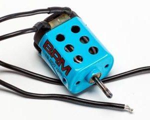 Motor, BRM, azul 19000 rpm caixa pequena