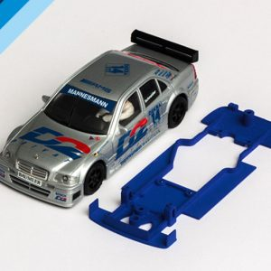 Chassis, Olifer, Ninco Mercedes C-Klass DTM para suporte motor slot.it