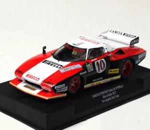 Lancia, Sideways, Stratos Turbo Gr.5 Pirelli Giro de Italia 1977
