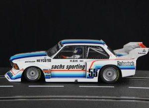 BMW 320, Sideways, Grupo 5 Sachs Sporting Team – Hockehheim DRM 1978 Winner Div.II H.Ertl H.Ertl