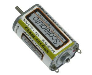 Motor, Scaleauto, Tech-2 caixa grande fechada 25000 rpm