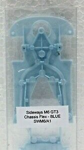 Chassis, Sideways, flexível azul BMW M6 GT3