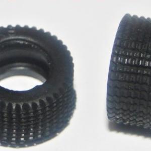 Pneus Clássicos Ralado Agulha 15,5×8,2mm