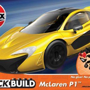 Airfix QUICK BUILD McLaren P1™ Amarelo