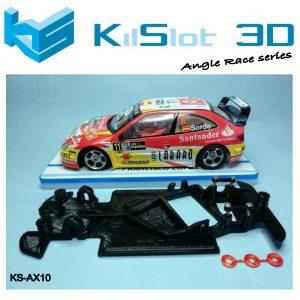 Chassis, Kilslot, angular race soft Citröen Xsara PRO SCX