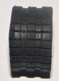Pneus Rally perfil baixo 19,5x11mm chapo