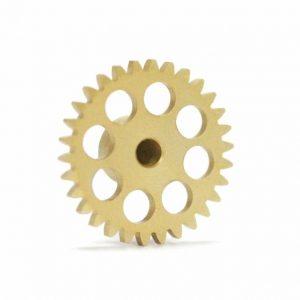 Cremallheira, Sloting+, sidewinder 30z amarela 16.8mm diâmetro