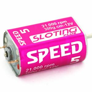 Motor, Sloting+, Speed 5 21500 rpm & torque: 300 g/cm2