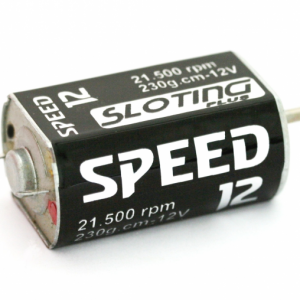 Motor, Sloting+, Speed 12 21500 rpm & Torque: 230 g/cm2