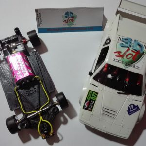 Chassis, 3DSlot, EVO 3D inline BMW M1 Fly