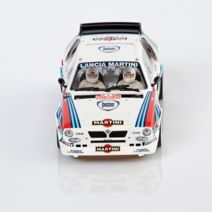 Lancia Delta S4 Montecarlo 86 #7 Martini Chrono