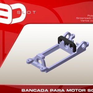Bancada, i3D, para motor SCX