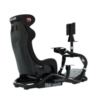 Cockpit, Trak Racer, TR8 Mach 3 c/suporte monitor e baquet GT