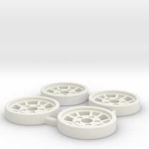 Tampões, i3D, Lancia Stratos modelo A