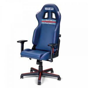 Cadeira Gaming Sparco Icon Martini Racing