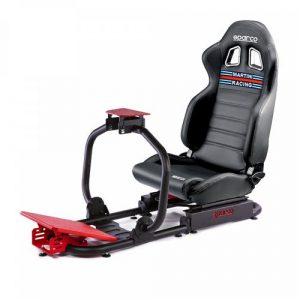 Cockpit, Sparco, Evolve-R Martini Racing