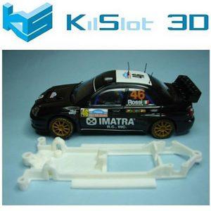 Chassis, Kilslot, lineal Subaru WRC SCX