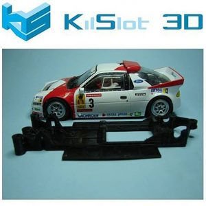 Chassis, Kilslot, anglewinder race soft Ford RS200 MSC